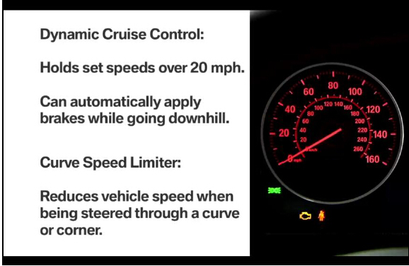 Dynamic-Cruise-Control