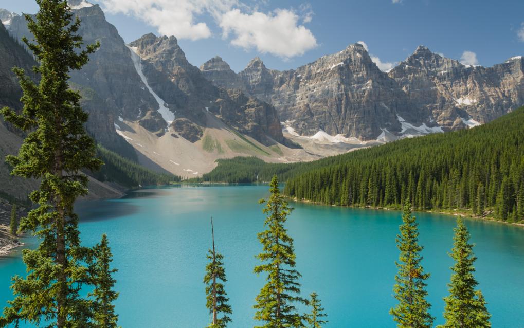 Pegunungan Banff