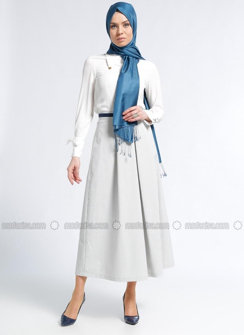 Super Hijab Moderne 2018 Kayra avec Robe - Hijab Fashion and Chic Style XF69