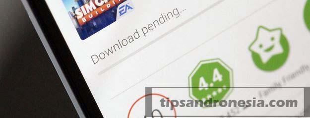 Tidak Bisa Download Aplikasi Android di Playstore