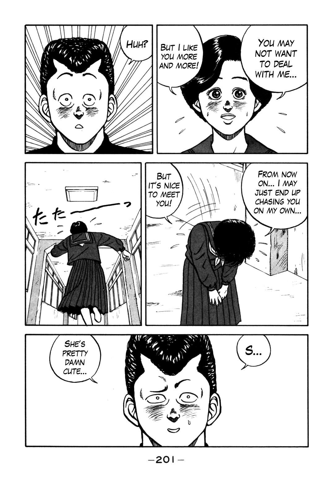 Be-Bop High School Vol.7 Ch.64