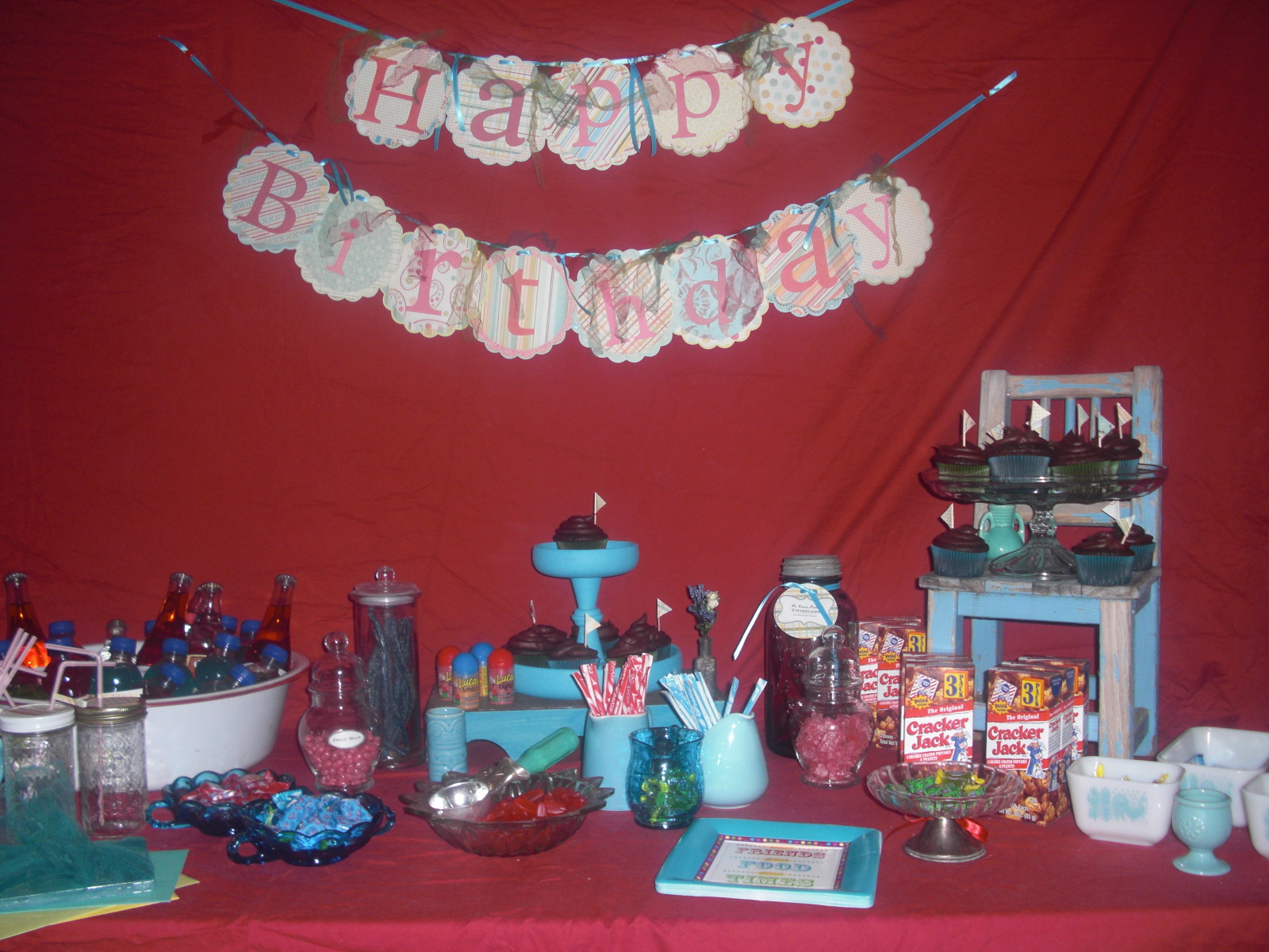 21st Birthday Party Decoration Ideas For Her Flisol Home