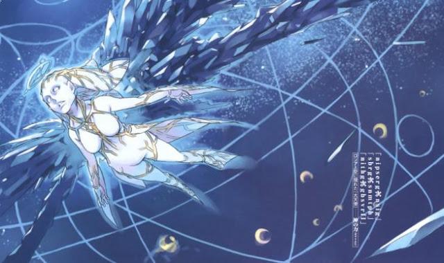 Karakter Anime Pengguna Kekuatan Elemen Air Terkuat Archangel Gabriel ( Toaru Majutsu no Index )