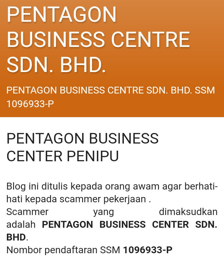 hampshire pentagon scam company