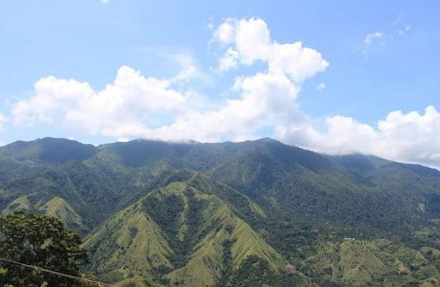 Lokasi Wisata Gunung Latimojong