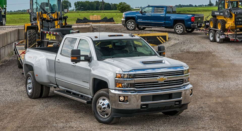 Announced On The Occasion Of Its 100th Anniversary In Truck Business Chevy Is Preparing To Launch New 4500 And 5500 Series