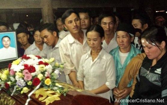 Pastor muerto en Vietnam tras detención por policía