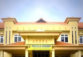 Penerimaan Pegawai Non PNS di RSUD Prof. Dr. SOEKANDAR Tahun 2017
