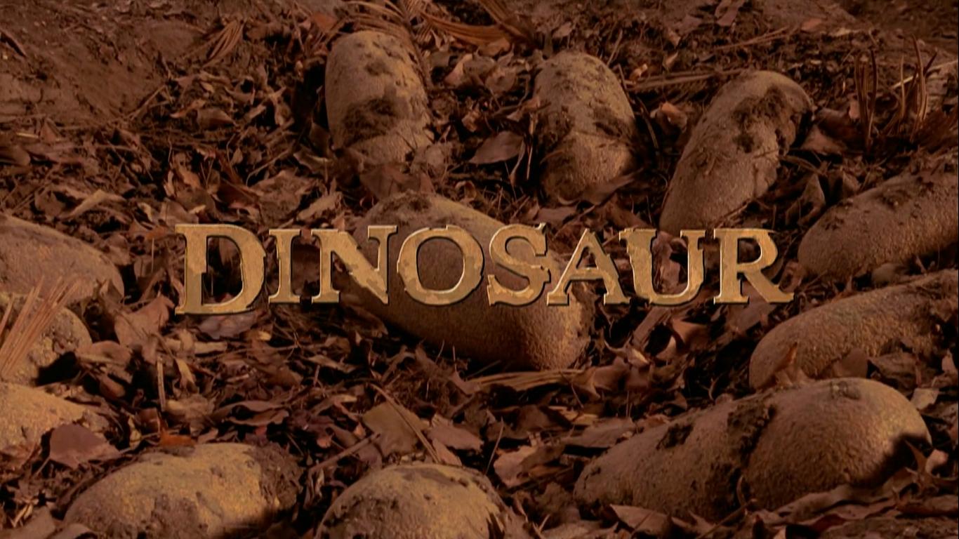 Joe Talks About Stuff 39 Dinosaur 2000