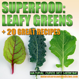 SUPERFOOD- Leafy Greens
