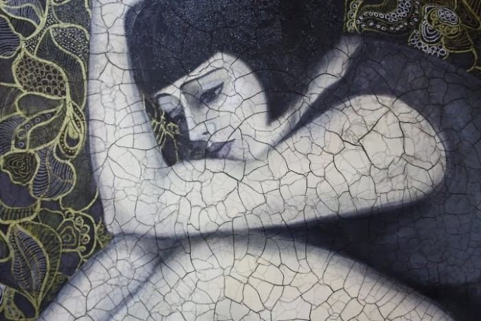 Немецкий художник. Hilly Kessler