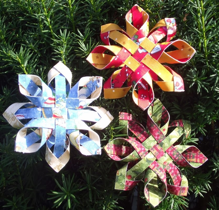 Craft Maniacs 3d Paper Snowflake Ornaments