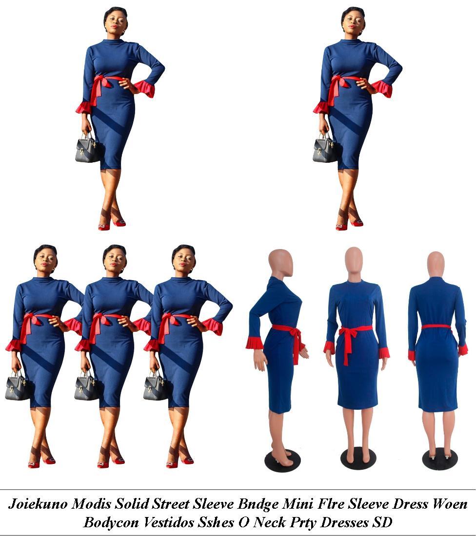 Long Dresses - Women For Sale - A Line Dress - Cheap Designer Clothes Womens