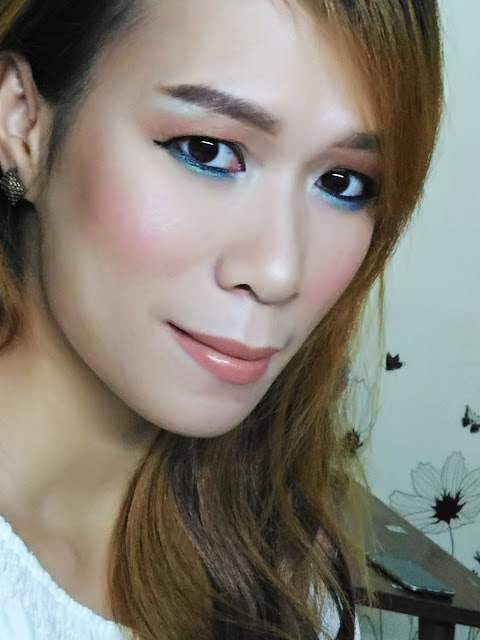 Makeup of the Day | Makeup Lebaran 2017 Feat #JakartaBeautyBlogger