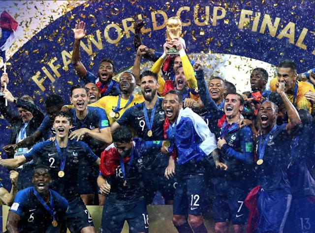 Com time mais caro da Copa, França vence a Croácia e é campeã mundial