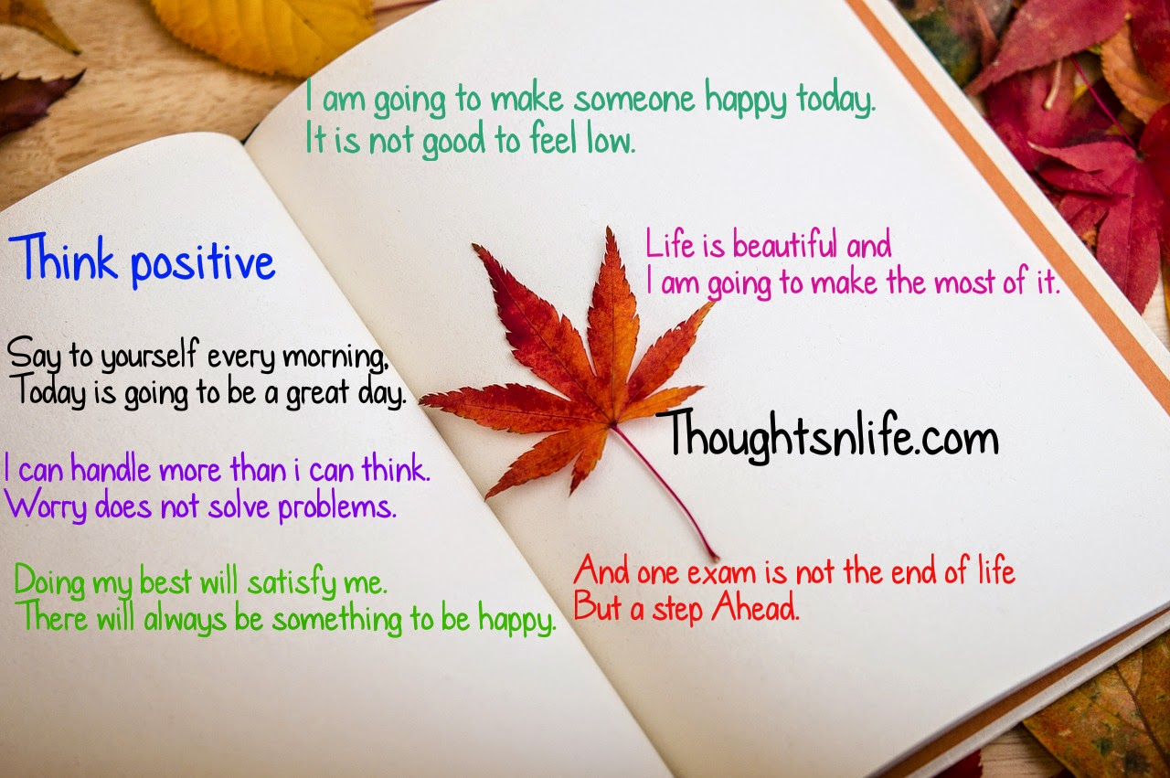 thoughtsnlife, positive thinking, affirmations for positive thinking, how to think positive