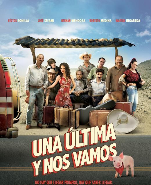 Una Ultima y Nos Vamos [2015] [DVD5] [Latino]