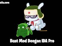 Cara Mod Game Android Dengan IDA Pro