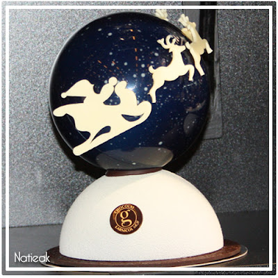 chocolat Noël  Georges Larnicol
