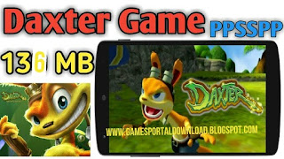 Daxter PPSSPP CSO