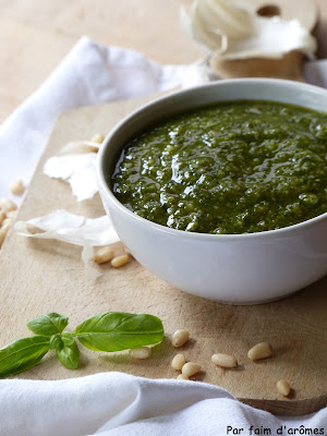 Pesto Homemade