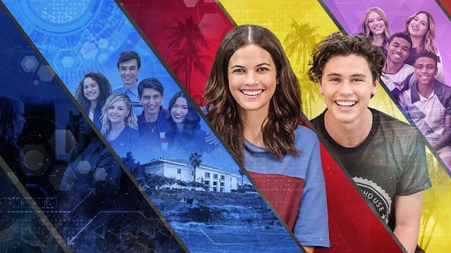 Começando o Projeto Fall Season do Banco de Séries com o seriado Greenhouse Academy