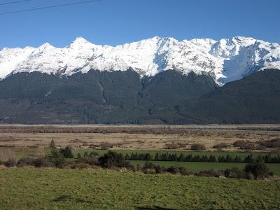 Glenorchy y Paradise Valley, Nueva Zelanda.