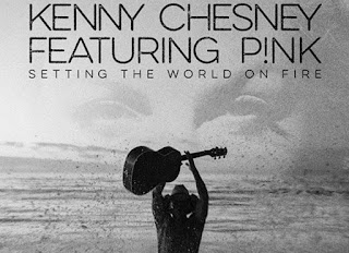 Download Lirik Setting The World On Fire (Feat. Pink) Lyrics –   Kenny Chesney