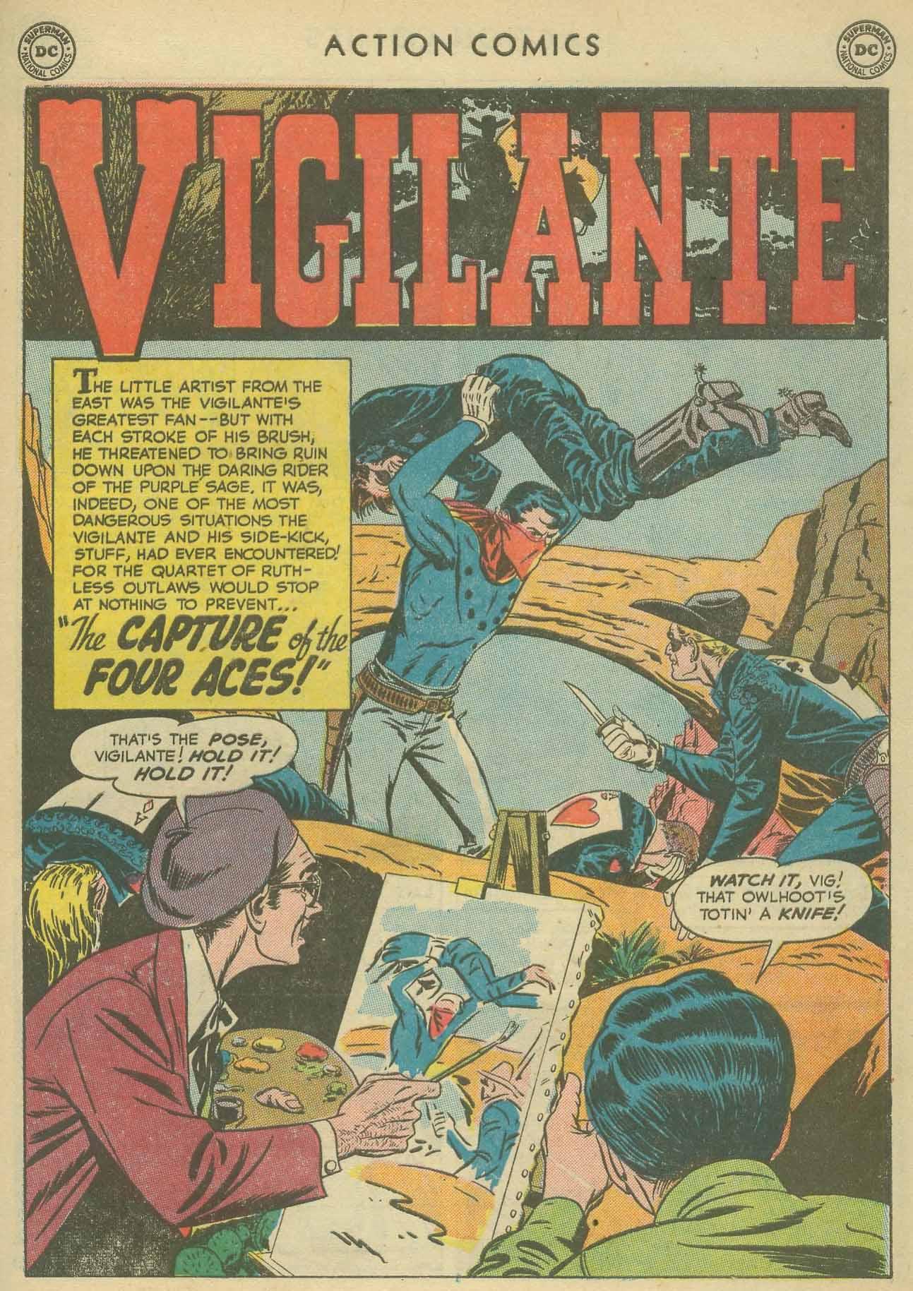 Action Comics (1938) 160 Page 38