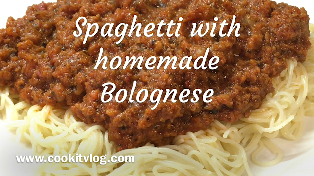 Thick and Rich Bolognese Spaghetti Sauce Recipe