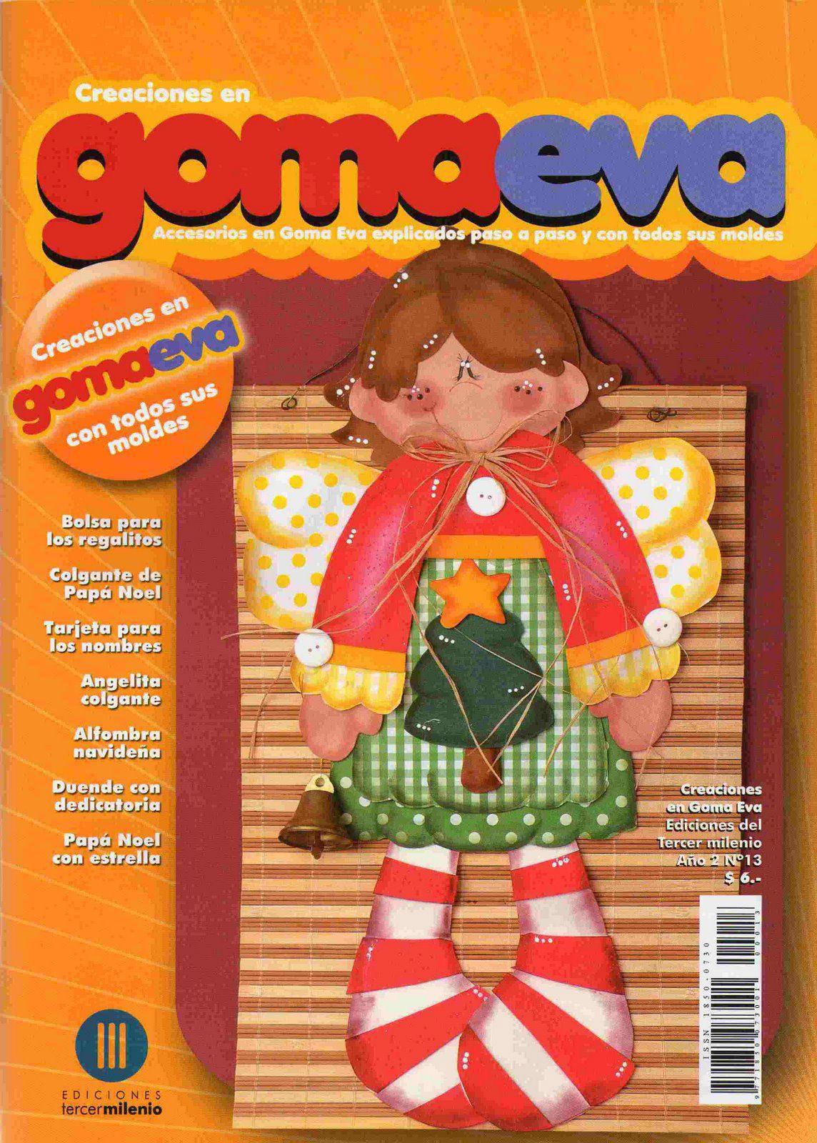 Goma Eva Nro. 13