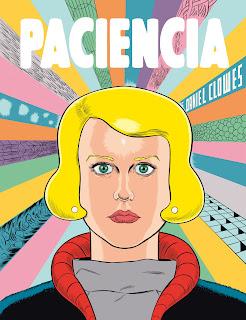 PACIENCIA  Comic Underground de Daniel Clowes