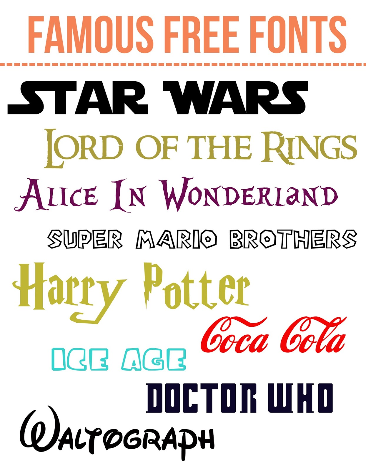 Police Star Wars : Télécharger et utiliser la font du ...
