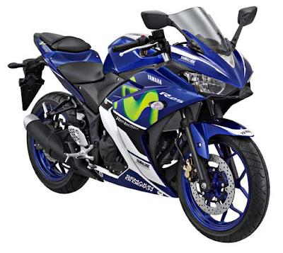 Spesifikasi, Fitur dan Harga Motor All New Yamaha YZF-R25