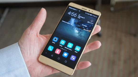 Huawei Mate S  النسخة المحسنة من Mate 7