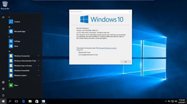 bo-cai-windows-10-pro-lite-x86-x64-rut-gon-cho-may-cau-hinh-yeu, Bộ cài Windows 10 Pro Lite x86 x64 rút gọn cho máy cấu hình yếu