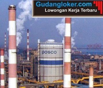 Lowongan Kerja Terbaru Krakatau Posco