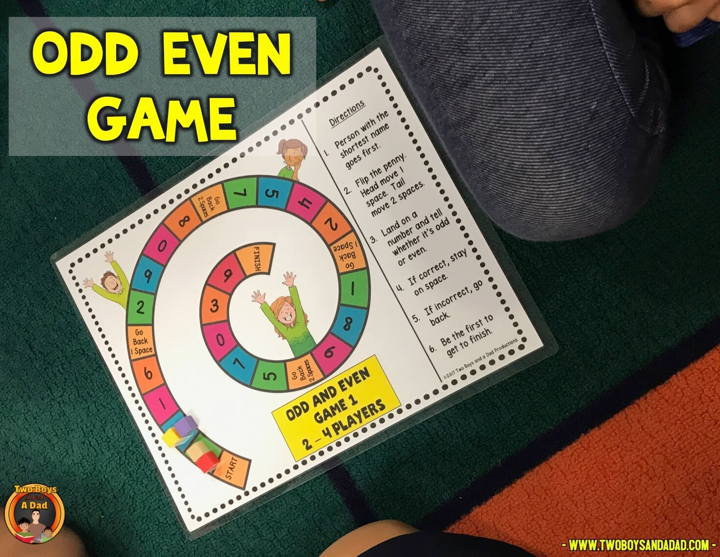 odd and even game