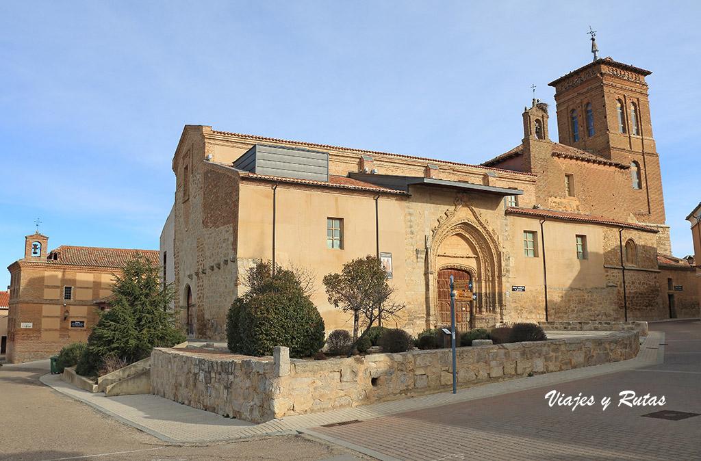 Iglesia de San Martín, Paredes de Nava