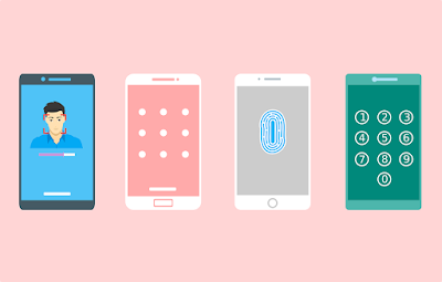 Cara amankan hp smartphone