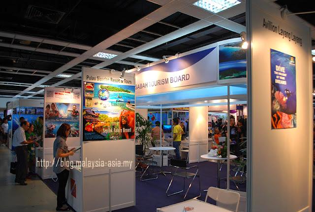 MIDE Malaysia Sabah Tourism Board