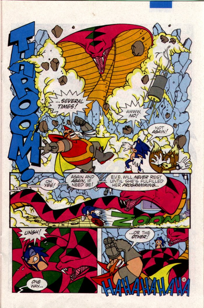 Read online Sonic The Hedgehog comic -  Issue #21 - 14