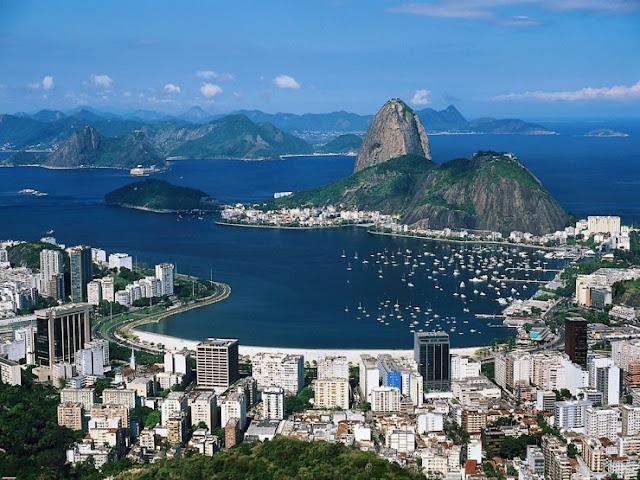 Pelabuhan Rio de Janeiro, Brasil