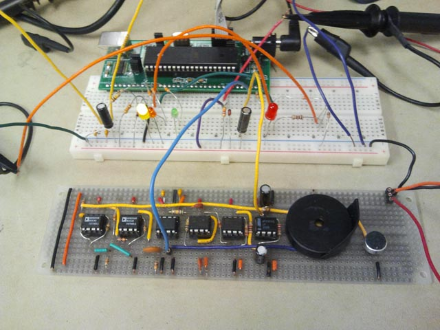 Project thesis electrical electronic engineering