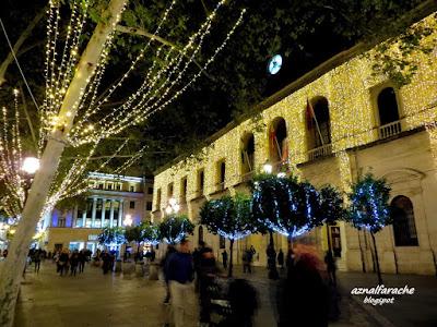 Sevilla - Navidad 2019 - Plaza Nueva