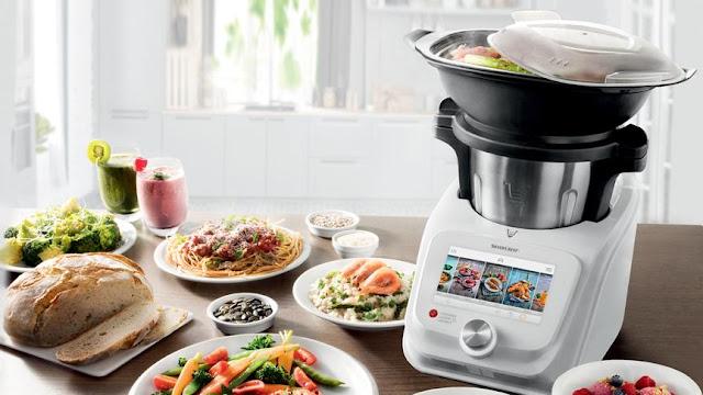 Monsieur cuisine plus connect - Thermomix del lidl precio ...