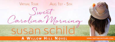 {Review | Excerpt | Giveaway} Sweet Carolina Morning (Willow Hill #2) – Susan Schild