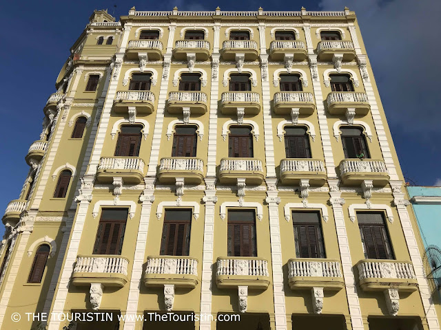 plaza vieja cuba havana facade renovated details the touristin