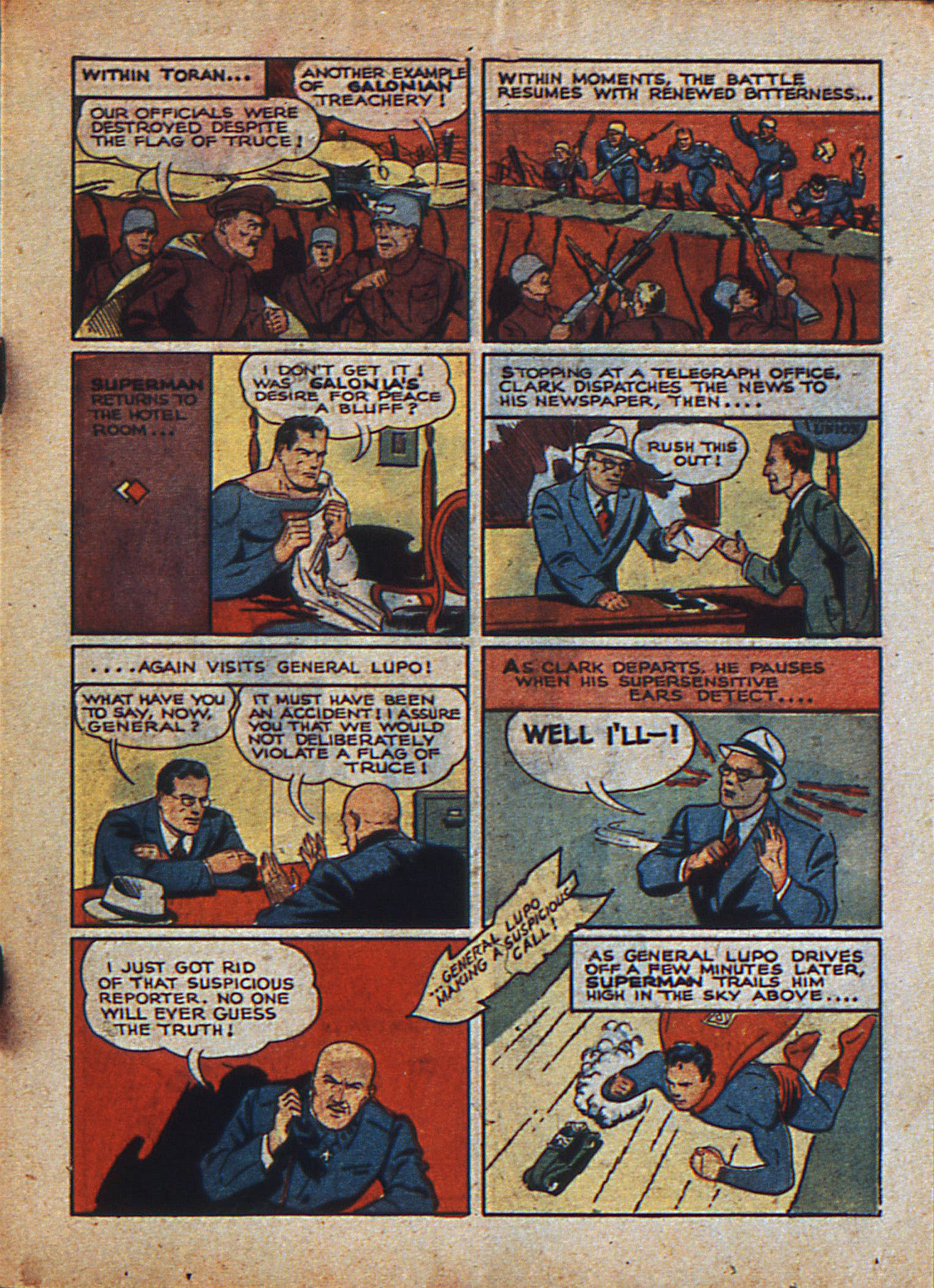 Read online Action Comics (1938) comic -  Issue #23 - 6