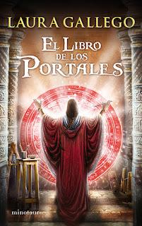 El Libro De Los Portales, de Laura Gallego García